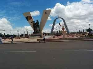 N'Djamena: Place in N'Djamena, Chad