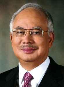 Najib Razak: Malaysian politician