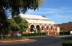 Narrabri: Town in New South Wales, Australia