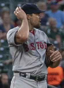 Nathan Eovaldi: American baseball player