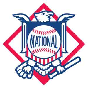 National League: Baseball league, part of Major League Baseball