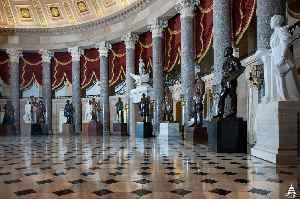 National Statuary Hall: United States Chamber