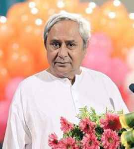 Naveen Patnaik: Indian politician