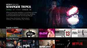 Netflix: American multinational entertainment company