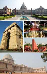 New Delhi: Capital of India