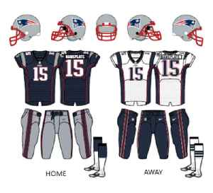 New England Patriots: National Football League franchise in Foxborough, Massachusetts