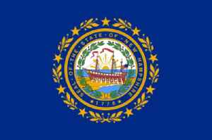 New Hampshire: State of the United States of America
