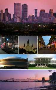 New Orleans: Largest city in Louisiana