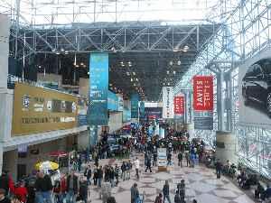 New York International Auto Show: Trade fair