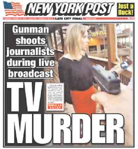 New York Post: Daily tabloid newspaper based in New York City