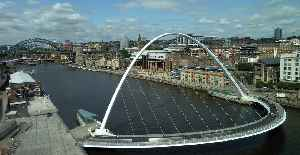 Newcastle upon Tyne: City and metropolitan borough in England