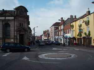Newport Pagnell: Town in Buckinghamshire, England