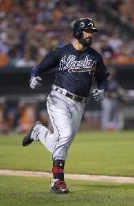Nick Markakis: American baseball player