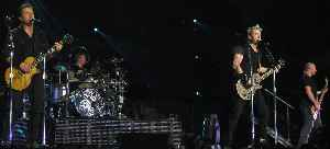 Nickelback: Canadian rock band