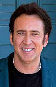 Nicolas Cage: American actor