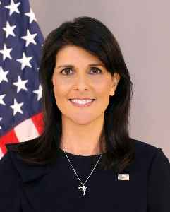 Nikki Haley: American politician