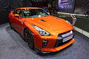 Nissan GT-R: Automobile model by Nissan