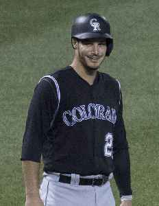 Nolan Arenado: American baseball player