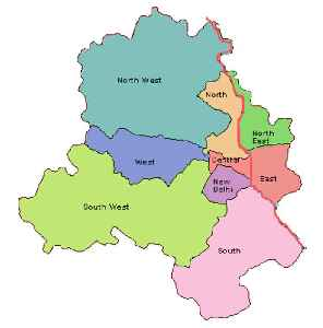 North East Delhi: District in Delhi, India