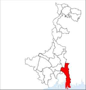 North 24 Parganas district: District of West Bengal in India