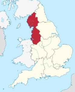North West England: One of nine official regions of England