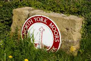 North York Moors: National park in North Yorkshire, England
