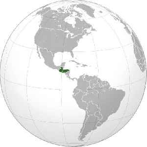 Northern Triangle of Central America: Three-country region