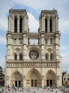 Notre-Dame de Paris: Cathedral in Paris, France