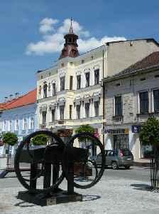 Oświęcim: Place in Lesser Poland Voivodeship, Poland
