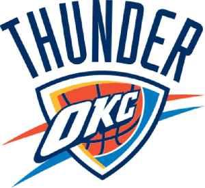 Oklahoma City Thunder: Professional basketball team based in Oklahoma City, Oklahoma