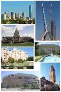 Oklahoma City: Capital of Oklahoma