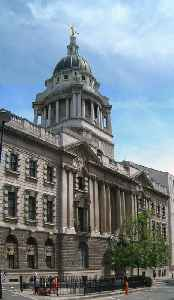 Old Bailey: Court in London and one of a number of buildings housing the Crown Court