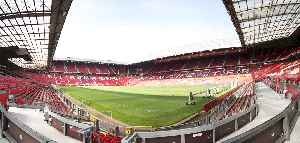 Old Trafford: Football stadium in Manchester, England