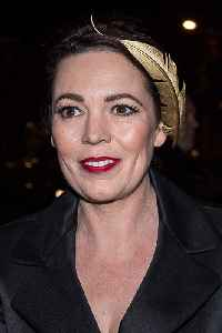 Olivia Colman: English actress