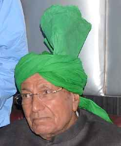 Om Prakash Chautala: Indian politician
