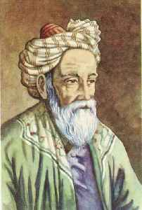 Omar Khayyam: Persian poet, philosopher, mathematician, and astronomer