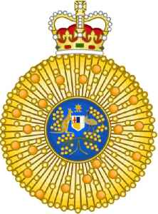 Order of Australia: National order of chivalry of the Commonwealth of Australia