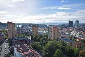 Oslo: Place in Østlandet, Norway