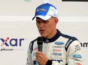 Ott Tänak: Estonian rally driver