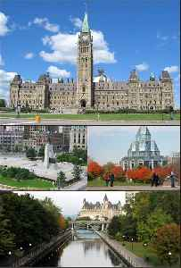 Ottawa: Federal capital city in Ontario, Canada