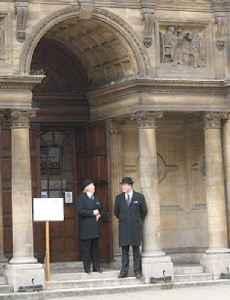 Oxford University Police: