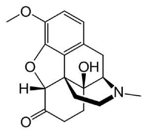 Oxycodone: Chemical compound
