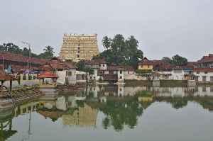 Padmanabhaswamy Temple: Hindu Temple in Thiruvananthapuram, Kerala, India