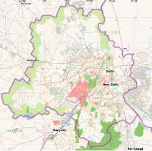 Palam: Suburb in South West Delhi, Delhi, India