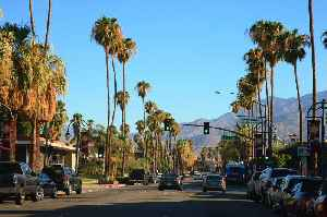 Palm Springs, California: City in California, United States
