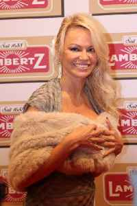 Pamela Anderson: Canadian-American actress and model