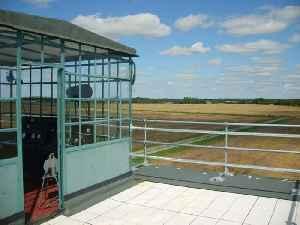 Parham Airfield Museum: Museum in Framlingham, Suffolk, England