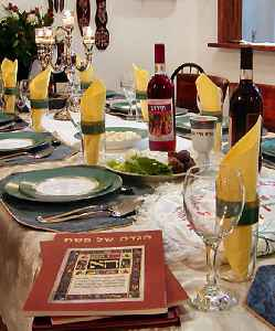 Passover: Jewish holiday which begins on 15th of the Hebrew month of Nisan