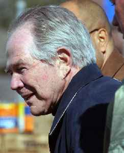 Pat Robertson: American media mogul, executive chairman, and a former Southern Baptist minister