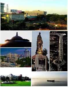 Patna: Metropolis in :Bihar, India